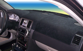 Brushed Suede Dash Cover
